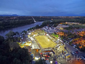 Redding Rodeo by Tony Hord