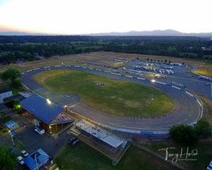 Shasta Speedway by Tony Hord